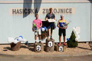 Vítězové na 12 km - muži
