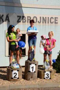 Vítězové na 12 km - ženy